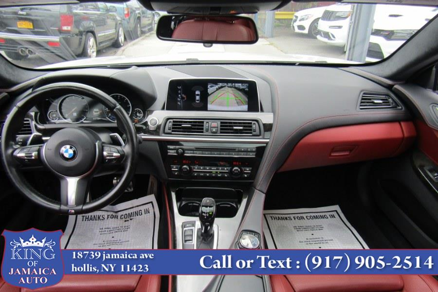 2017 BMW 6 Series 640i Gran Coupe, available for sale in Hollis, New York | King of Jamaica Auto Inc. Hollis, New York