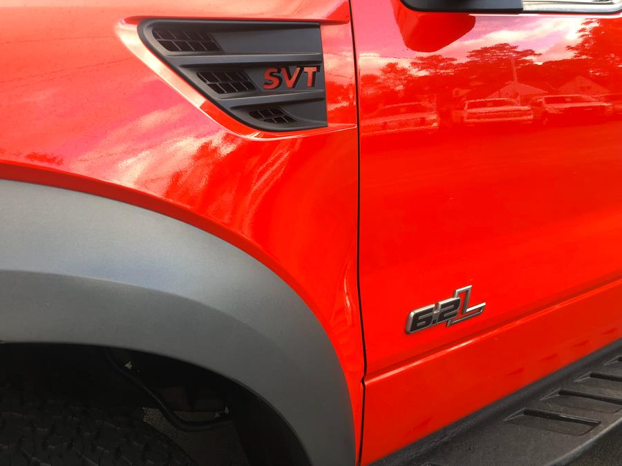 "Used Ford F-150 4WD SuperCrew 145"" SVT Raptor 2013 | Select Cars Inc. Selden, New York"