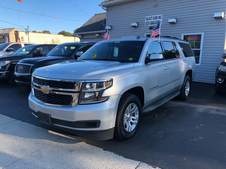 2015 Chevrolet Suburban 4WD 4dr LS, available for sale in Selden, New York | Select Cars Inc. Selden, New York
