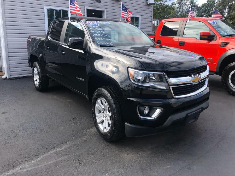 Used 2015 Chevrolet Colorado in Selden, New York | Select Cars Inc. Selden, New York