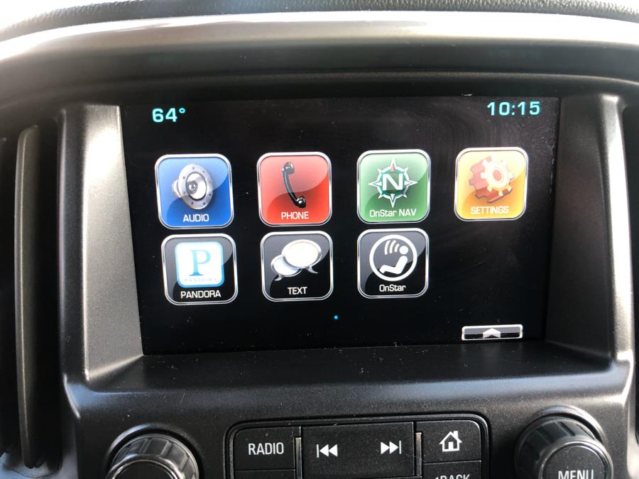 """Used Chevrolet Colorado 4WD Crew Cab 140.5"""" LT 2015 