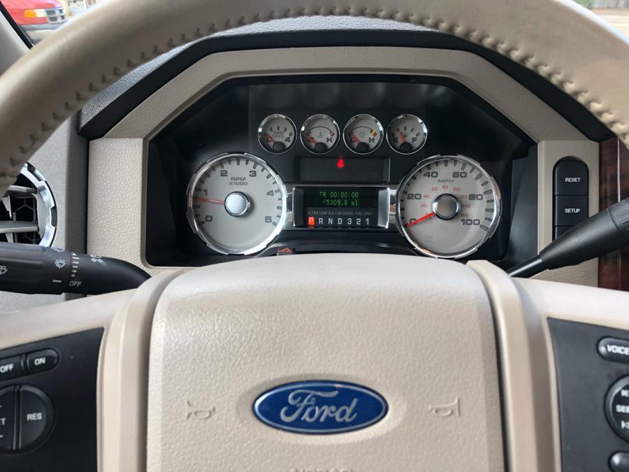 2010 Ford Super Duty F-250 SRW 4WD Crew Cab 156