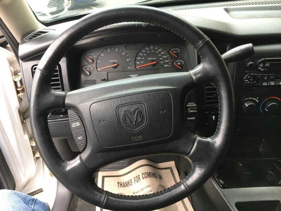 Used Dodge Dakota Sport 4WD 2004 | Riverside Motorcars, LLC. Naugatuck, Connecticut