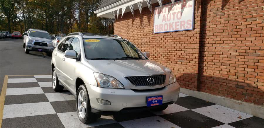 Used 2007 Lexus RX 350 in Waterbury, Connecticut | National Auto Brokers, Inc.. Waterbury, Connecticut