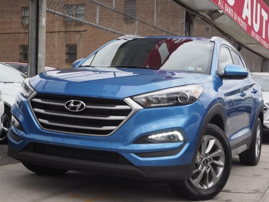 Used 2018 Hyundai Tucson in Jamaica, New York | Hillside Auto Mall Inc.. Jamaica, New York