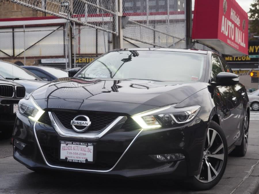 Used 2017 Nissan Maxima in Jamaica, New York | Hillside Auto Mall Inc.. Jamaica, New York