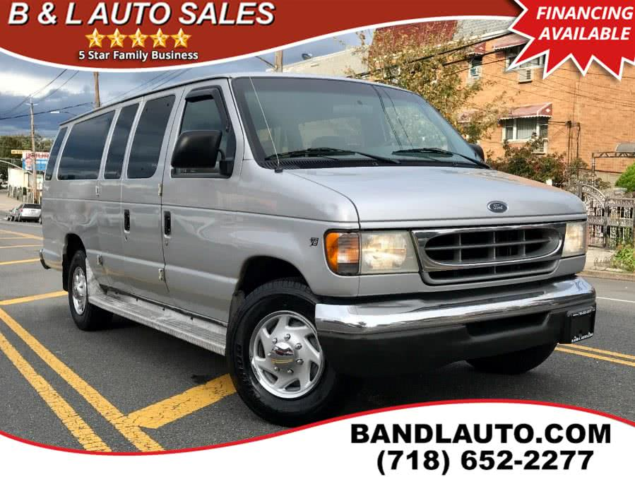 Used 2002 Ford Econoline Wagon in Bronx, New York | B & L Auto Sales LLC. Bronx, New York