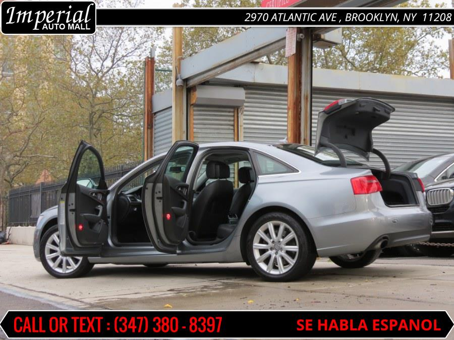 2014 Audi A6 4dr Sdn quattro 2.0T Premium Plus, available for sale in Brooklyn, New York | Imperial Auto Mall. Brooklyn, New York