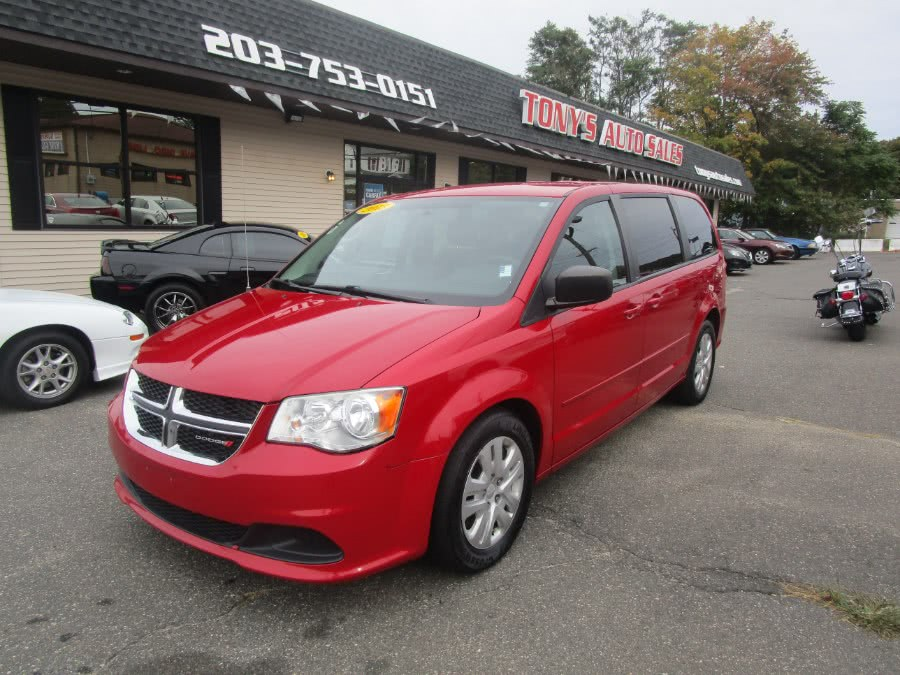 Used 2013 Dodge Grand Caravan in Waterbury, Connecticut | Tony's Auto Sales. Waterbury, Connecticut