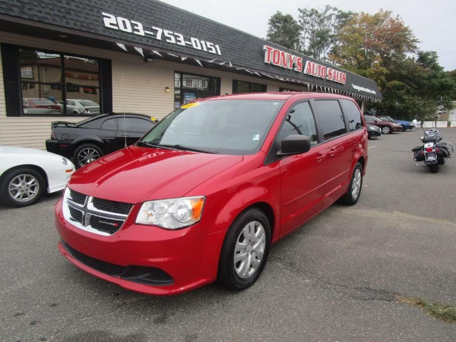 Used Dodge Grand Caravan 4dr Wgn SE 2013 | Tony's Auto Sales. Waterbury, Connecticut