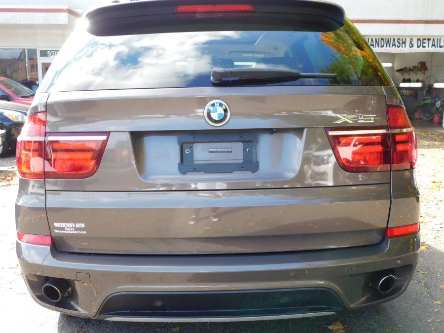 2011 BMW X5 AWD 4dr 35i, available for sale in Watertown, Connecticut | Watertown Auto Sales. Watertown, Connecticut