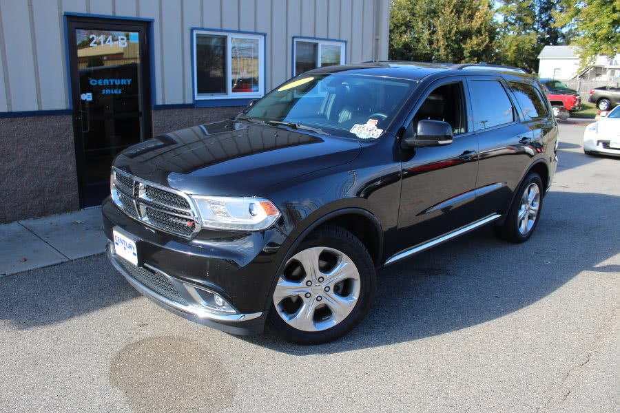 Used 2014 Dodge Durango in East Windsor, Connecticut | Century Auto And Truck. East Windsor, Connecticut