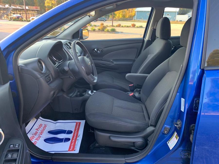 2014 Nissan Versa 4dr Sdn CVT 1.6 SV, available for sale in Methuen, Massachusetts | Danny's Auto Sales. Methuen, Massachusetts