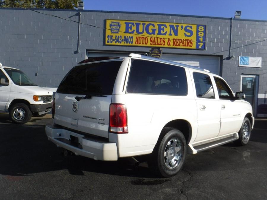2003 Cadillac Escalade ESV 4dr AWD, available for sale in Philadelphia, Pennsylvania | Eugen's Auto Sales & Repairs. Philadelphia, Pennsylvania
