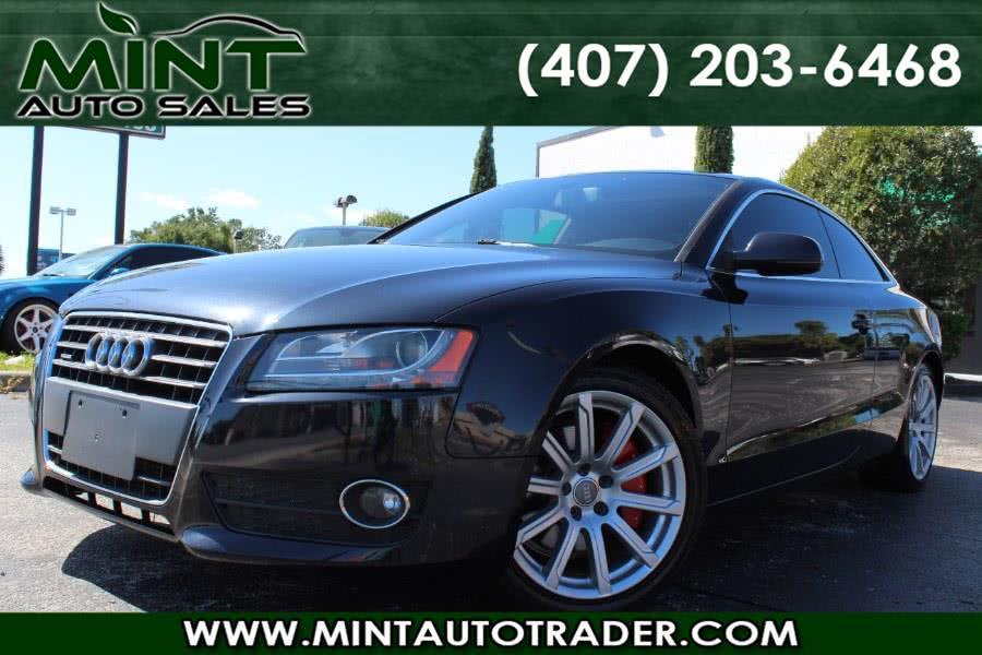 Used 2012 Audi A5 in Orlando, Florida | Mint Auto Sales. Orlando, Florida