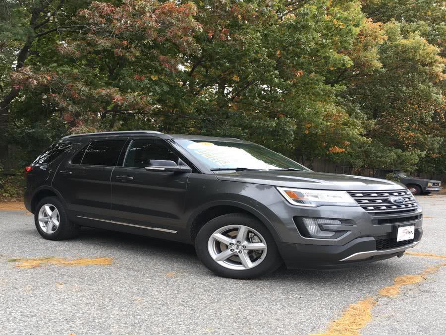 Used 2016 Ford Explorer in Revere, Massachusetts   Sena Motors Inc. Revere, Massachusetts