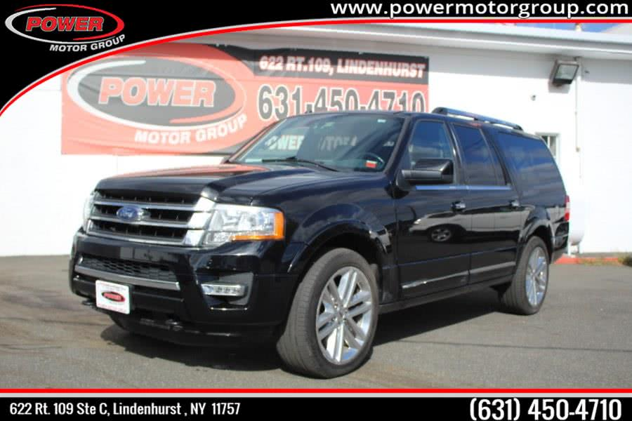Used 2016 Ford Expedition EL in Lindenhurst , New York | Power Motor Group. Lindenhurst , New York