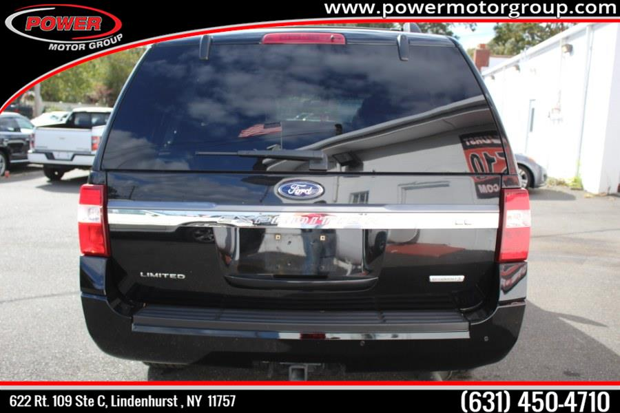 Used Ford Expedition EL 4WD 4dr Limited 2016 | Power Motor Group. Lindenhurst , New York