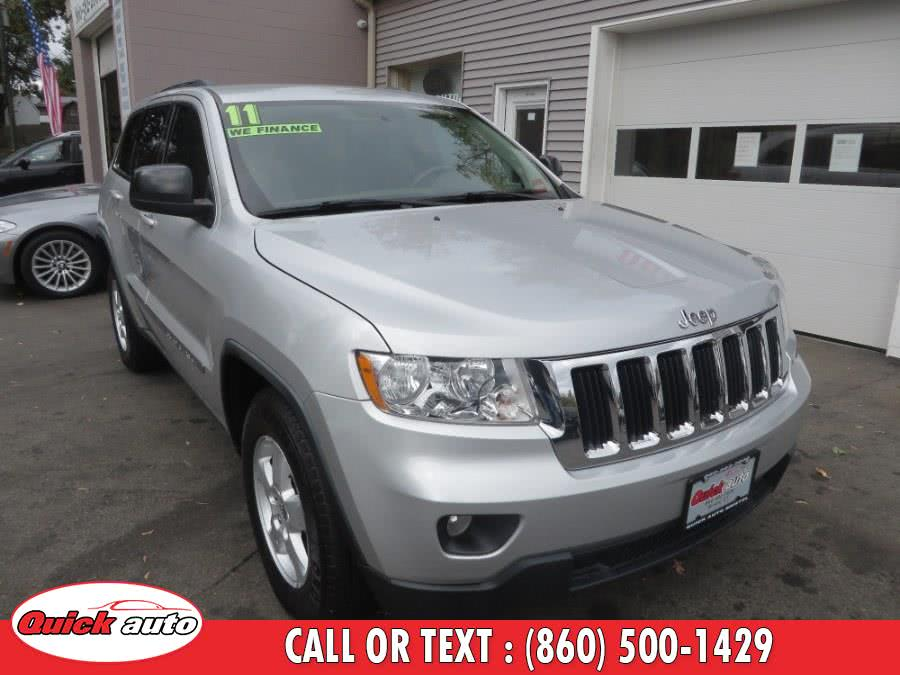 Used 2011 Jeep Grand Cherokee in Bristol, Connecticut | Quick Auto LLC. Bristol, Connecticut