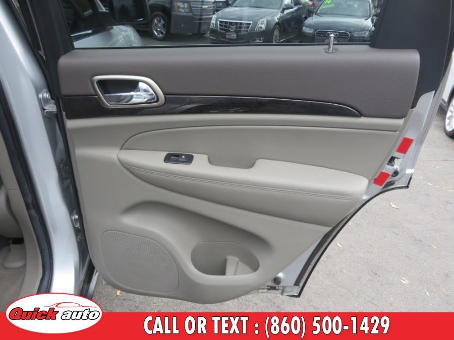 2011 Jeep Grand Cherokee 4WD 4dr Laredo, available for sale in Bristol, Connecticut | Quick Auto LLC. Bristol, Connecticut