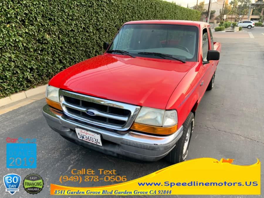 Used 1998 Ford Ranger in Garden Grove, California | Speedline Motors. Garden Grove, California