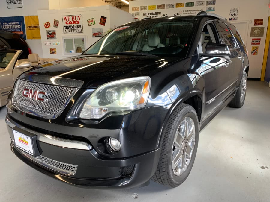 Used GMC Acadia AWD 4dr Denali 2012 | MP Motors Inc. West Babylon , New York
