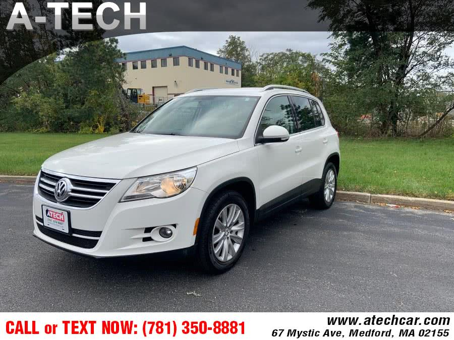 Used 2009 Volkswagen Tiguan in Medford, Massachusetts | A-Tech. Medford, Massachusetts