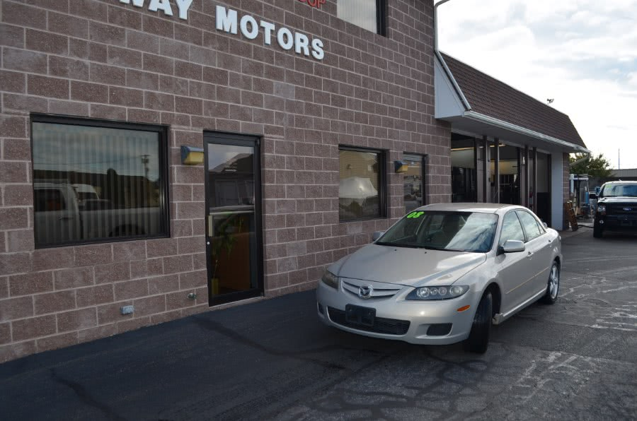 Used 2008 Mazda Mazda6 in Bridgeport, Connecticut | Airway Motors. Bridgeport, Connecticut