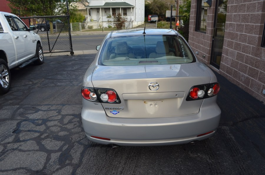 2008 Mazda Mazda6 4dr Sdn Auto i Sport VE, available for sale in Bridgeport, Connecticut | Airway Motors. Bridgeport, Connecticut