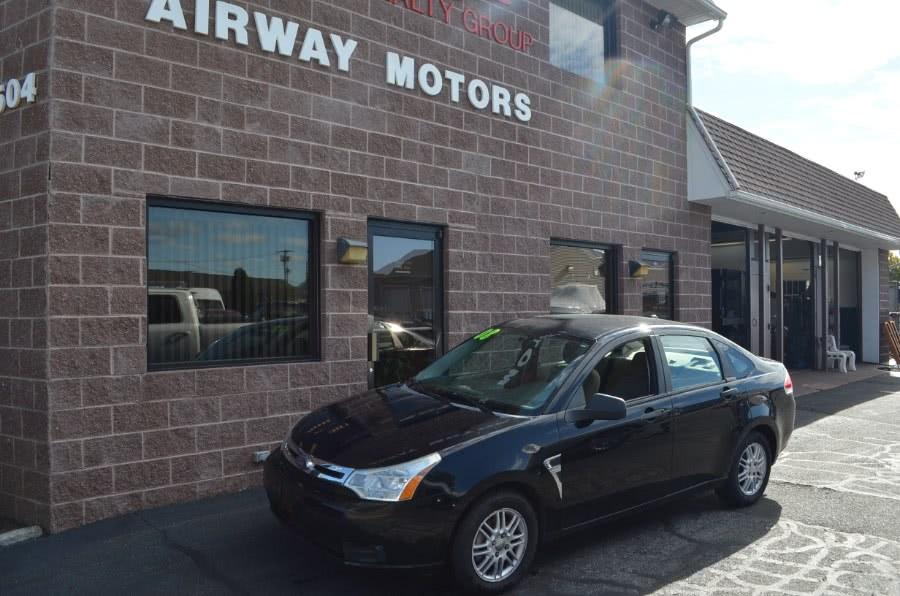 Used 2008 Ford Focus in Bridgeport, Connecticut | Airway Motors. Bridgeport, Connecticut