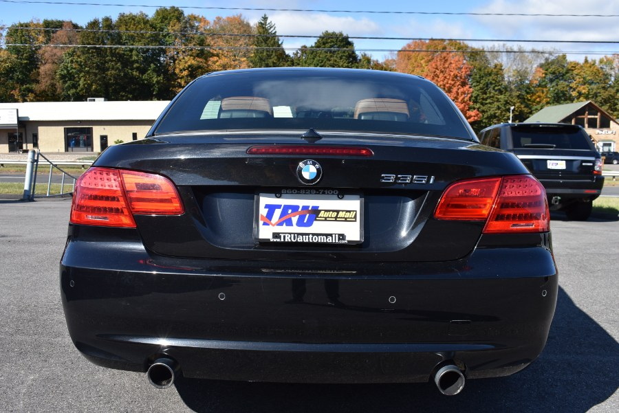 2012 BMW 3 Series 2dr Conv 335i, available for sale in Berlin, Connecticut | Tru Auto Mall. Berlin, Connecticut