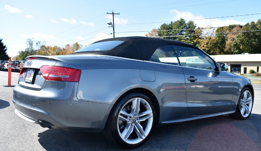 2012 Audi S5 2dr Cabriolet Prestige, available for sale in Berlin, Connecticut | Tru Auto Mall. Berlin, Connecticut