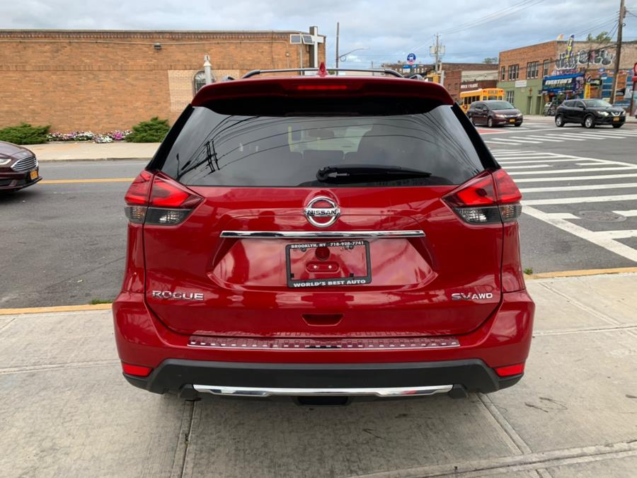 2017 Nissan Rogue 2017.5 AWD SV, available for sale in Brooklyn, NY