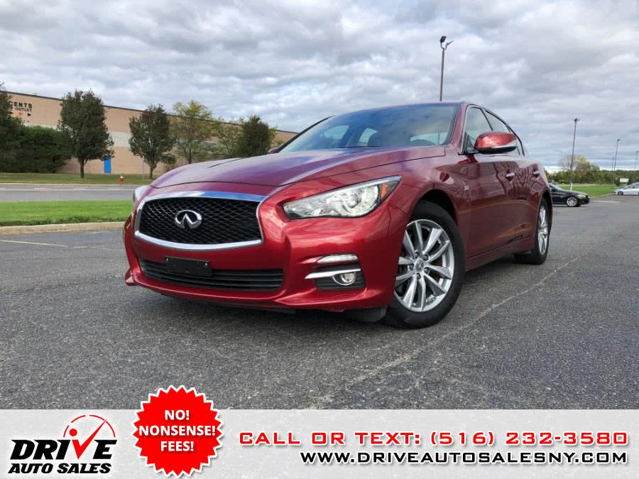 Used 2014 Infiniti Q50 in Bayshore, New York | Drive Auto Sales. Bayshore, New York