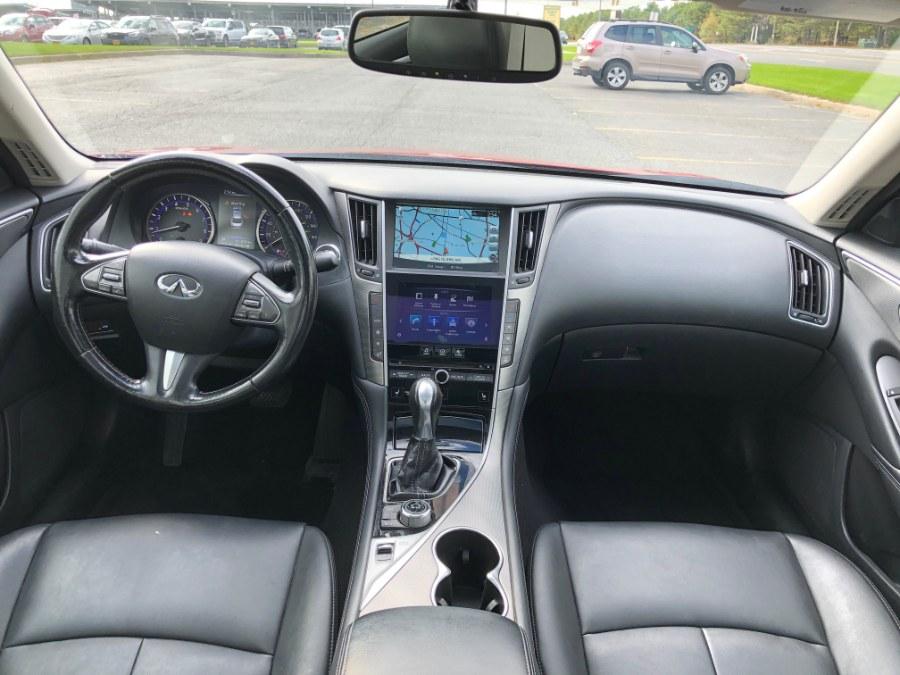 Used Infiniti Q50 4dr Sdn Premium AWD 2014 | Drive Auto Sales. Bayshore, New York