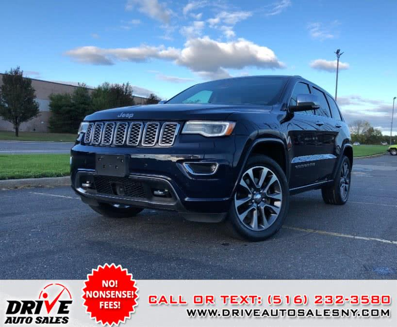 Used Jeep Grand Cherokee Overland 4x4 2017 | Drive Auto Sales. Bayshore, New York