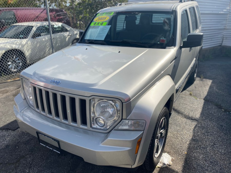 2008 Jeep Liberty 4WD 4dr Sport, available for sale in Middle Village, New York | Middle Village Motors . Middle Village, New York