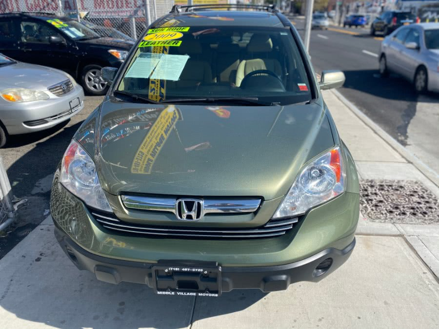 Used 2009 Honda CR-V in Middle Village, New York | Middle Village Motors . Middle Village, New York