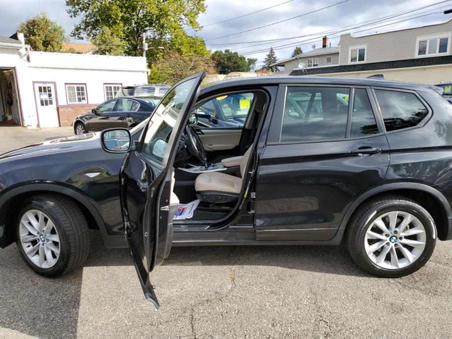 2014 BMW X3 AWD 4dr xDrive28i, available for sale in Springfield, Massachusetts | Absolute Motors Inc. Springfield, Massachusetts