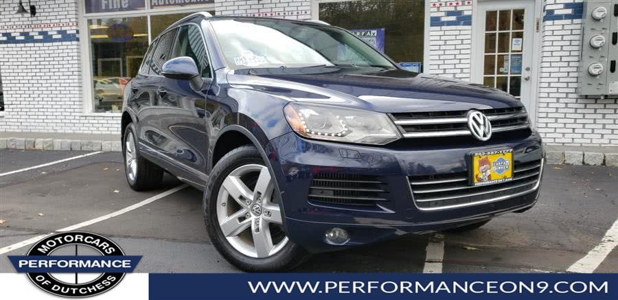 Used 2012 Volkswagen Touareg in Wappingers Falls, New York | Performance Motorcars Inc. Wappingers Falls, New York
