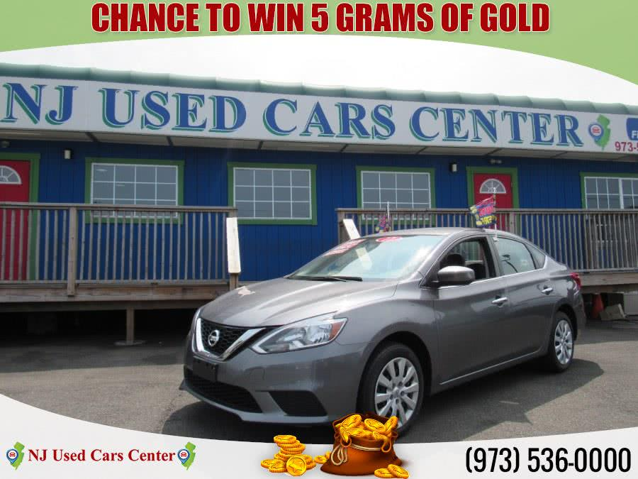 Used 2017 Nissan Sentra in Irvington, New Jersey | NJ Used Cars Center. Irvington, New Jersey