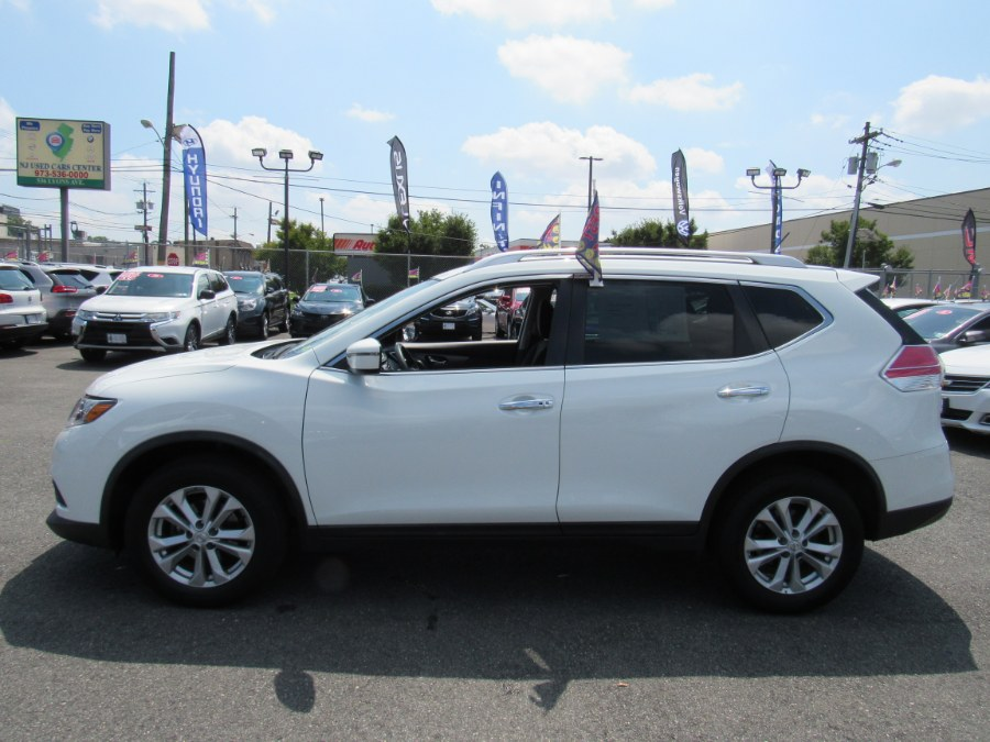 Used Nissan Rogue AWD 4dr S 2016 | NJ Used Cars Center. Irvington, New Jersey