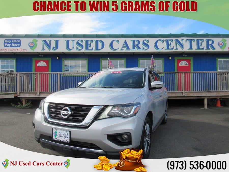 Used 2018 Nissan Pathfinder in Irvington, New Jersey   NJ Used Cars Center. Irvington, New Jersey