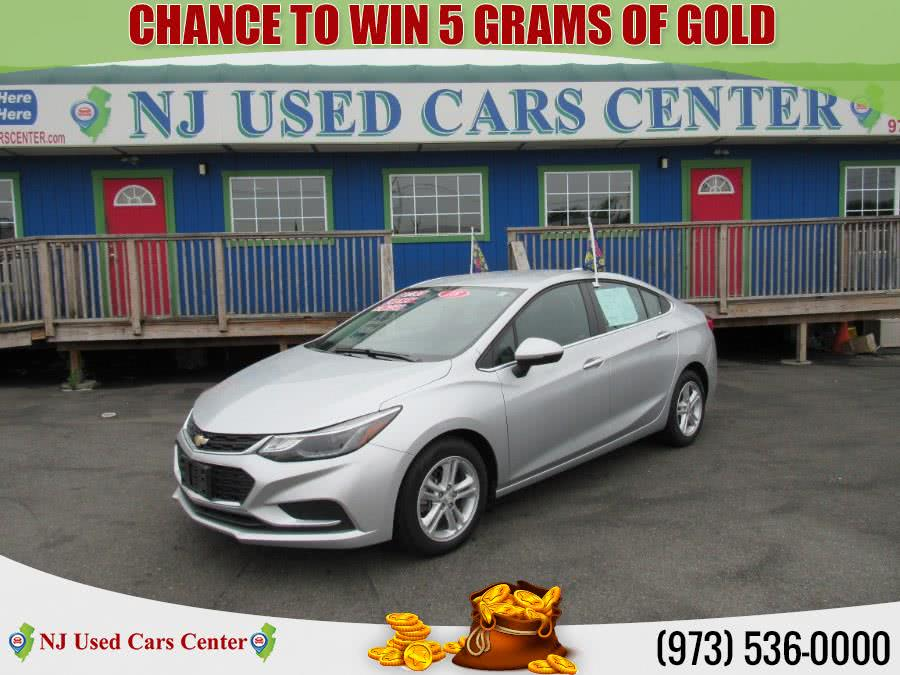 Used 2018 Chevrolet Cruze in Irvington, New Jersey | NJ Used Cars Center. Irvington, New Jersey
