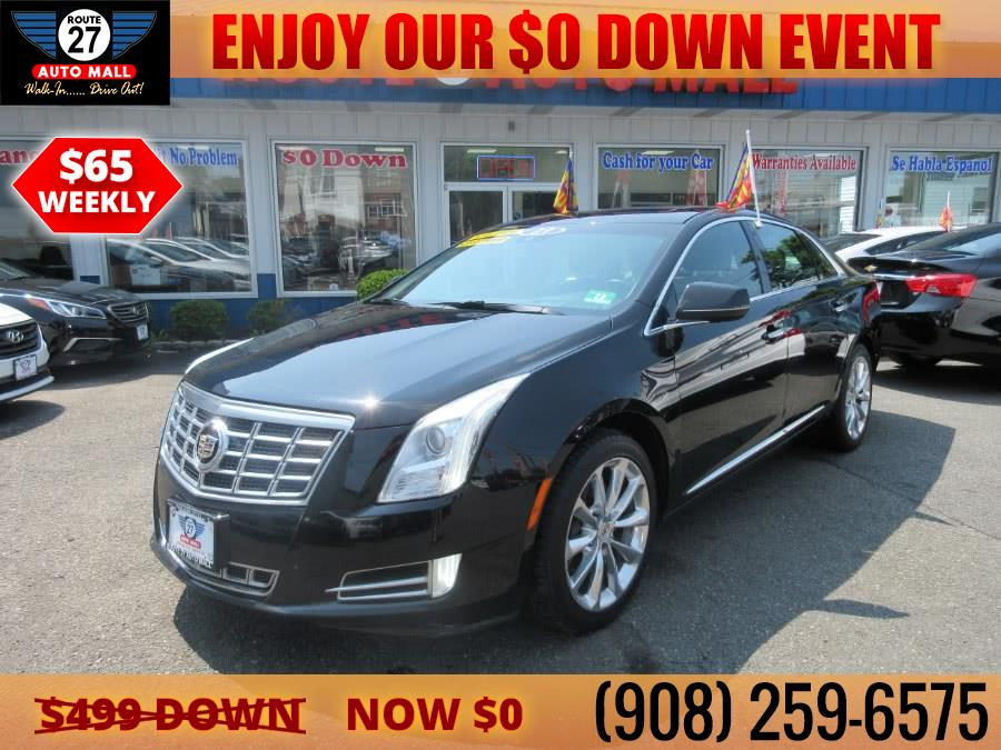 Used 2013 Cadillac XTS in Linden, New Jersey | Route 27 Auto Mall. Linden, New Jersey