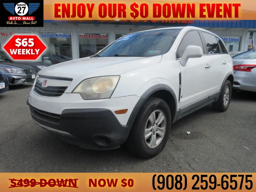 Used 2008 Saturn VUE in Linden, New Jersey | Route 27 Auto Mall. Linden, New Jersey