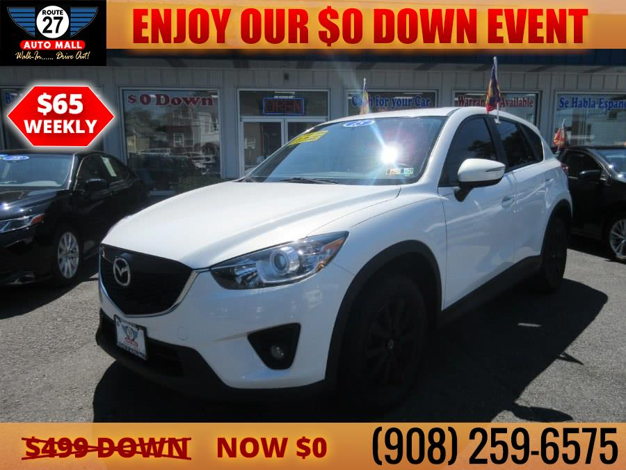 Used 2015 Mazda CX-5 in Linden, New Jersey | Route 27 Auto Mall. Linden, New Jersey