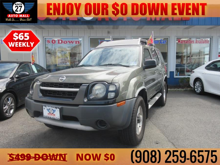 Used 2003 Nissan Xterra in Linden, New Jersey | Route 27 Auto Mall. Linden, New Jersey