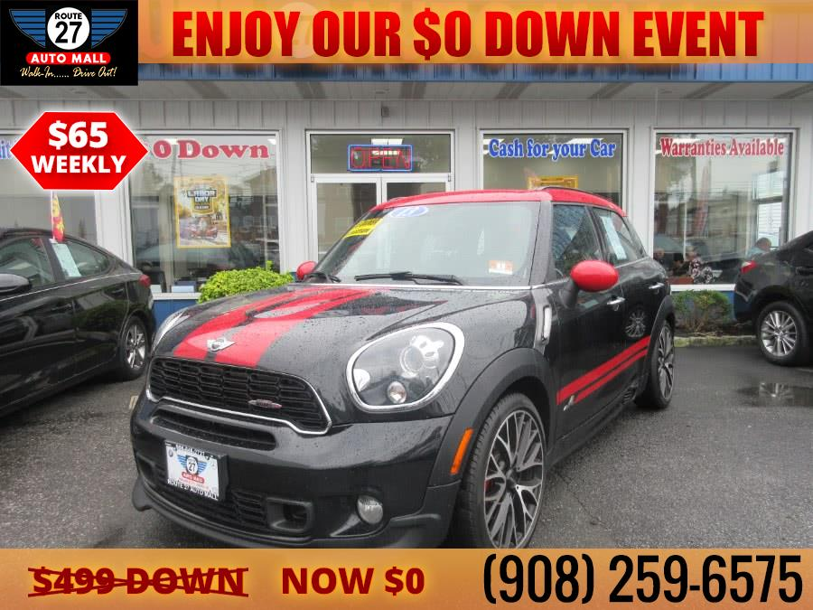 Used 2013 MINI Cooper Countryman in Linden, New Jersey | Route 27 Auto Mall. Linden, New Jersey