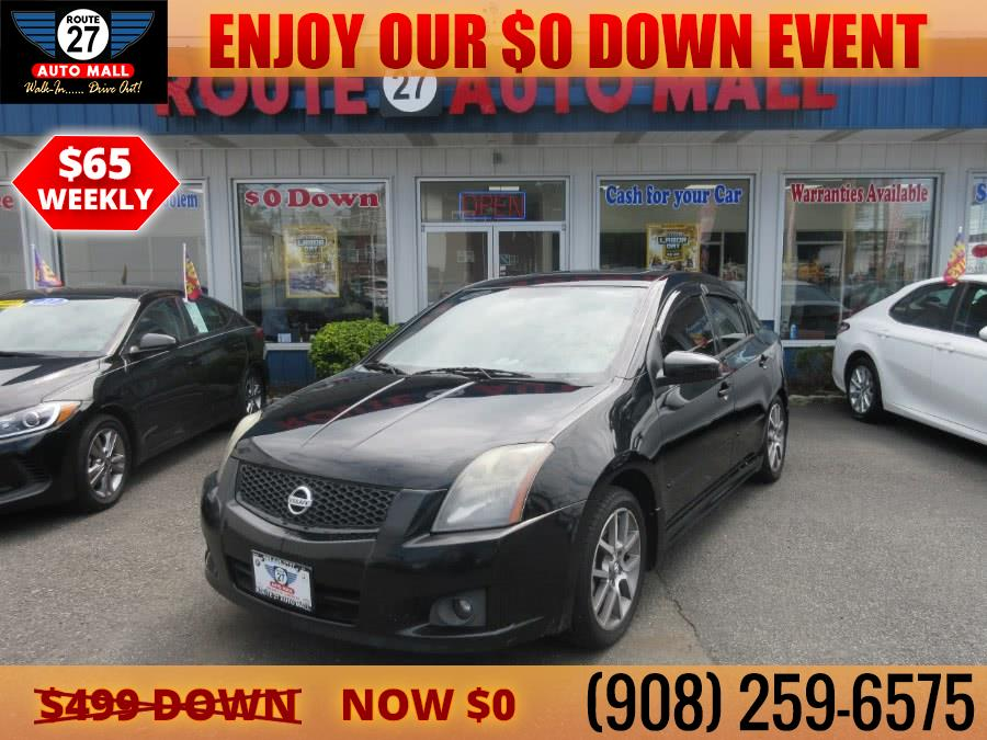 Used 2007 Nissan Sentra in Linden, New Jersey | Route 27 Auto Mall. Linden, New Jersey